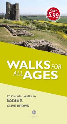 Walks for All Ages Essex (Paperback)