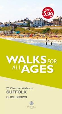 Walks for All Ages Suffolk (Paperback)