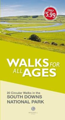 Walks for All Ages the South Downs (Paperback)