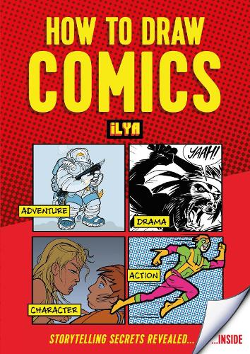 How to Draw Comics (Paperback)