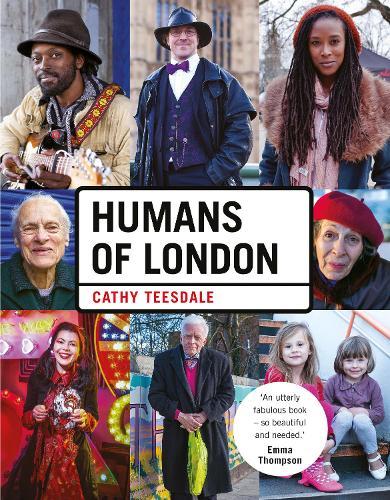Humans of London (Hardback)