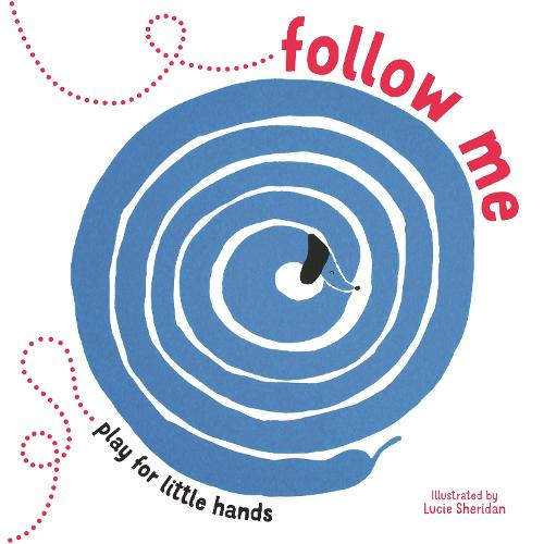 Follow Me: Play for Little Hands (Board book)
