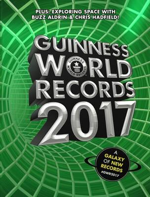 Guinness World Records 2017 (Hardback)