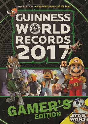 Guinness World Records 2017 Gamer's Edition (Paperback)