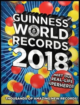 Guinness World Records 2018 (Hardback)