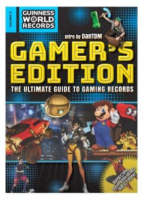 Guinness World Records 2018: Gamer's Edition (Paperback)