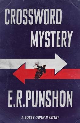 Crossword Mystery - The Bobby Owen Mysteries 3 (Paperback)