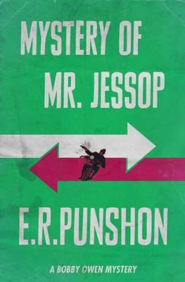 Mystery of Mr. Jessop - The Bobby Owen Mysteries 8 (Paperback)