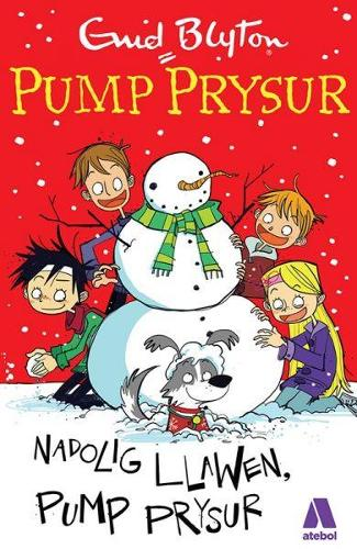 Pump Prysur: Nadolig Llawen Pump Prysur (Paperback)