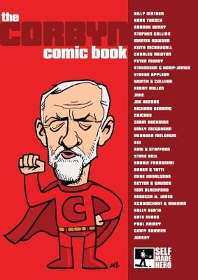 The Corbyn Comic Book (Paperback)