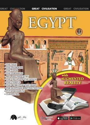 Title Egypt (Augmented Reality): Great Civilisation (Hardback)