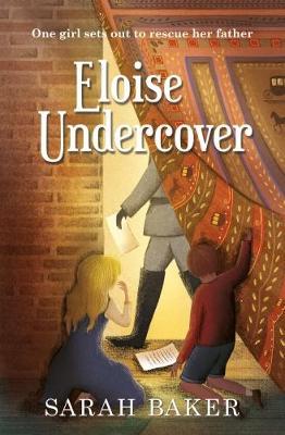Eloise Undercover (Paperback)
