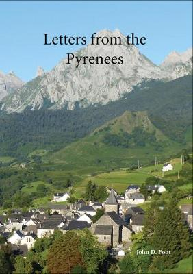 Letters From the Pyrenees (Paperback)