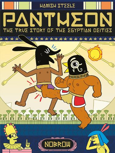 Pantheon: The True Story of the Egyptian Deities (Paperback)
