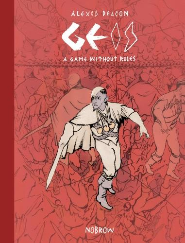 Geis 2: A Game Without Rules - Geis (Hardback)