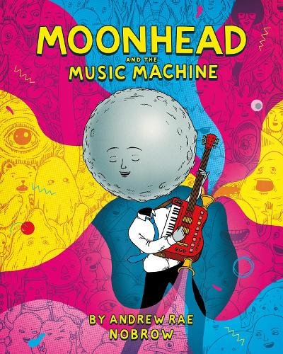 Moonhead and the Music Machine (Paperback)