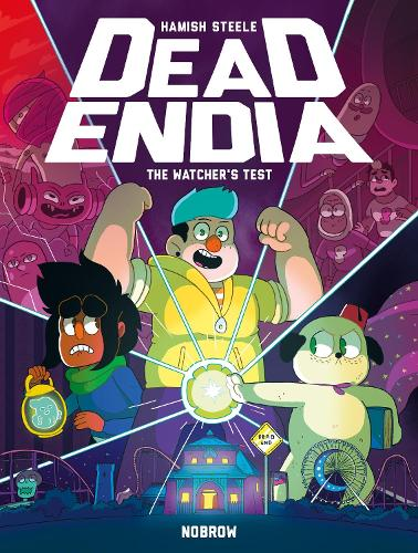 DeadEndia: The Watcher's Test - Deadendia (Paperback)