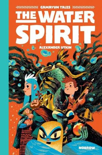 The Water Spirit - Gamayun Tales (Hardback)