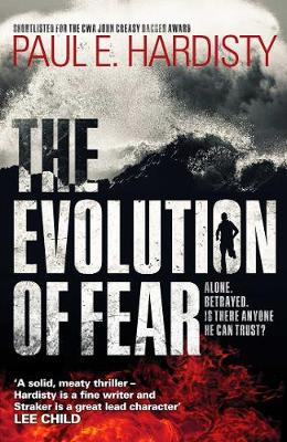 Evolution of Fear - Claymore Straker 2 (Paperback)