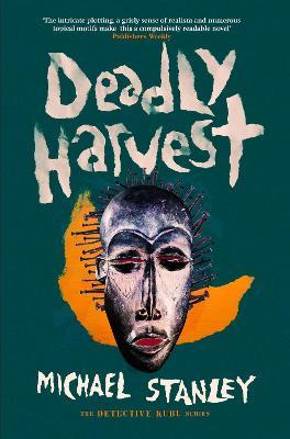 Deadly Harvest - Detective Kubu 4 (Paperback)