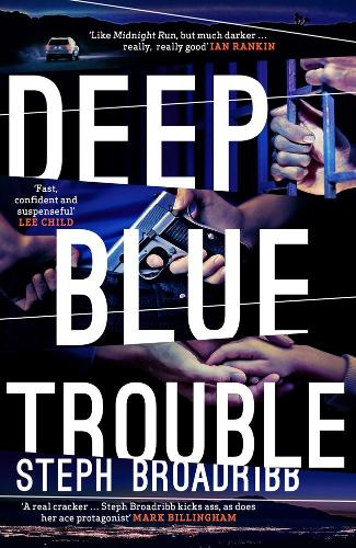 Deep Blue Trouble - Lori Anderson 2 (Paperback)