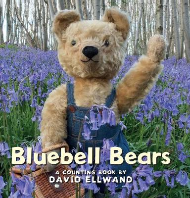 Bluebell Bears: A Counting Book (Board book)