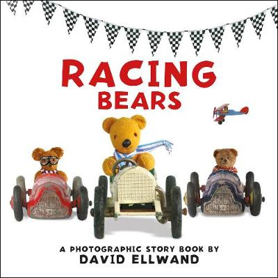 Racing Bears: A Photographic Story (Board book)