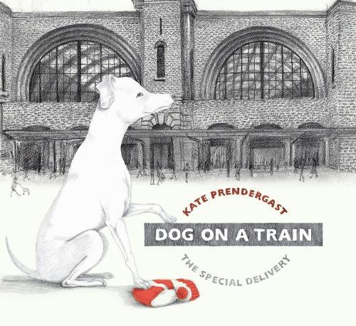 Dog On A Train (Hardback)
