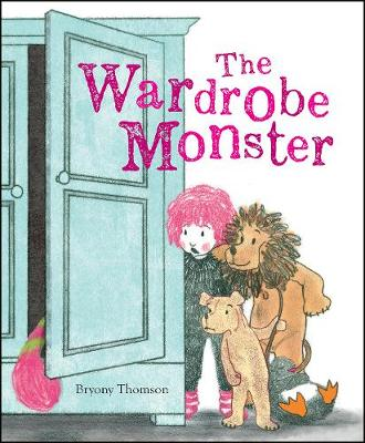 The Wardrobe Monster (Hardback)