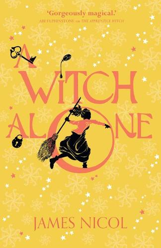 A Witch Alone - The Apprentice Witch 2 (Paperback)