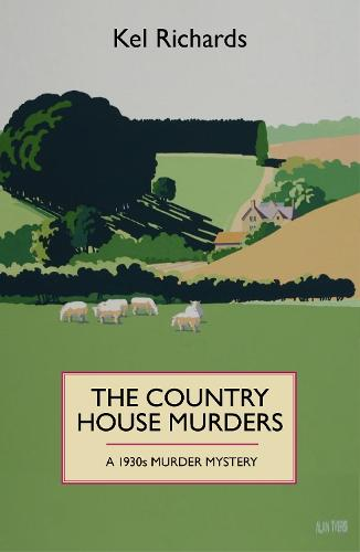 The Country House Murders: A 1930s Murder Mystery (Paperback)