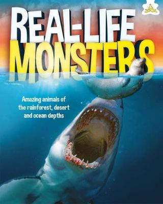 Real-Life Monsters (Paperback)