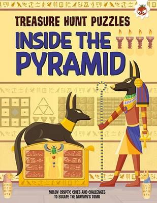 Treasure Hunt Puzzles: Inside the Pyramid (Paperback)