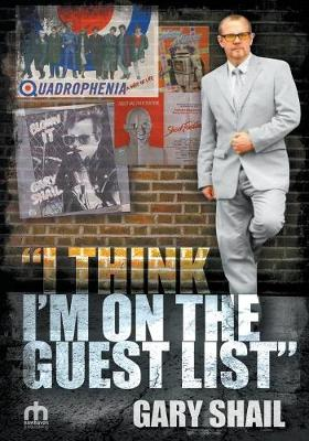 I Think I'm on the Guest List (Paperback)