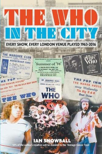 The Who: In the City (Paperback)