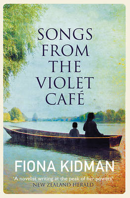 Songs from the Violet Cafe (Paperback)