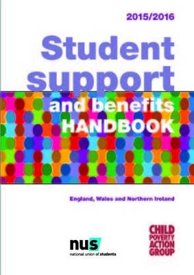 Student Support and Benefits Handbook 2015/16 (Paperback)