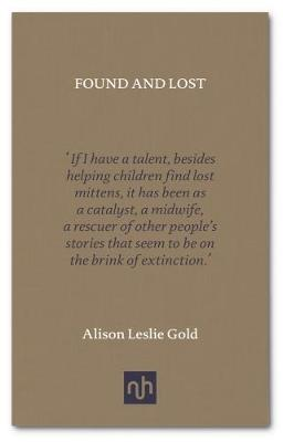 Found and Lost (Hardback)