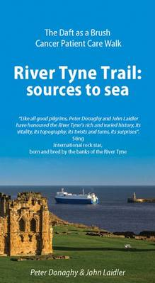River Tyne Trail: Sources to Sea (Paperback)