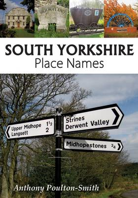 South Yorkshire Place Names (Paperback)