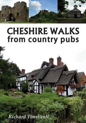 Cheshire Walks from Country Pubs (Paperback)