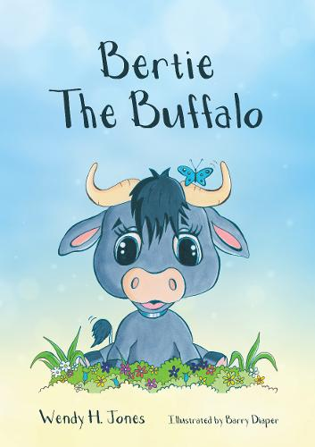 Bertie The Buffalo (Paperback)
