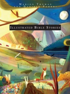 Illustrated Bible Stories (Hardback)