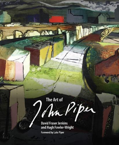 The Art of John Piper (Hardback)