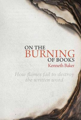 On the Burning of Books (Hardback)