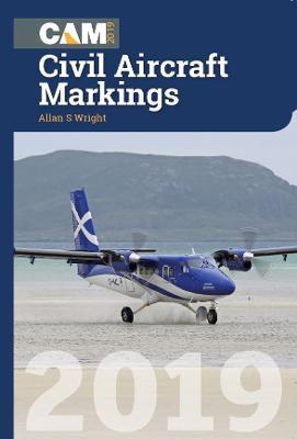 Civil Aircraft Markings 2019 (Paperback)