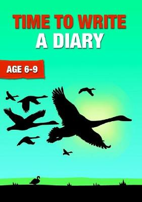 Time to Write a Diary - Time to Read and Write 4 (Paperback)