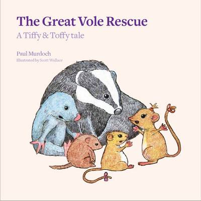 The Great Vole Rescue (Paperback)