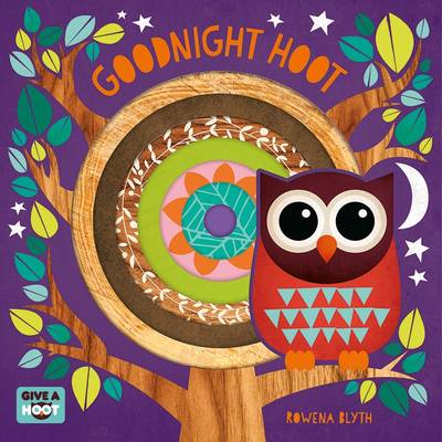 Goodnight Hoot (Board book)