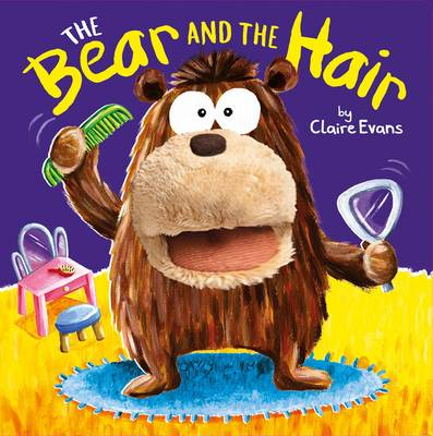 The Bear and the Hair (Hardback)
